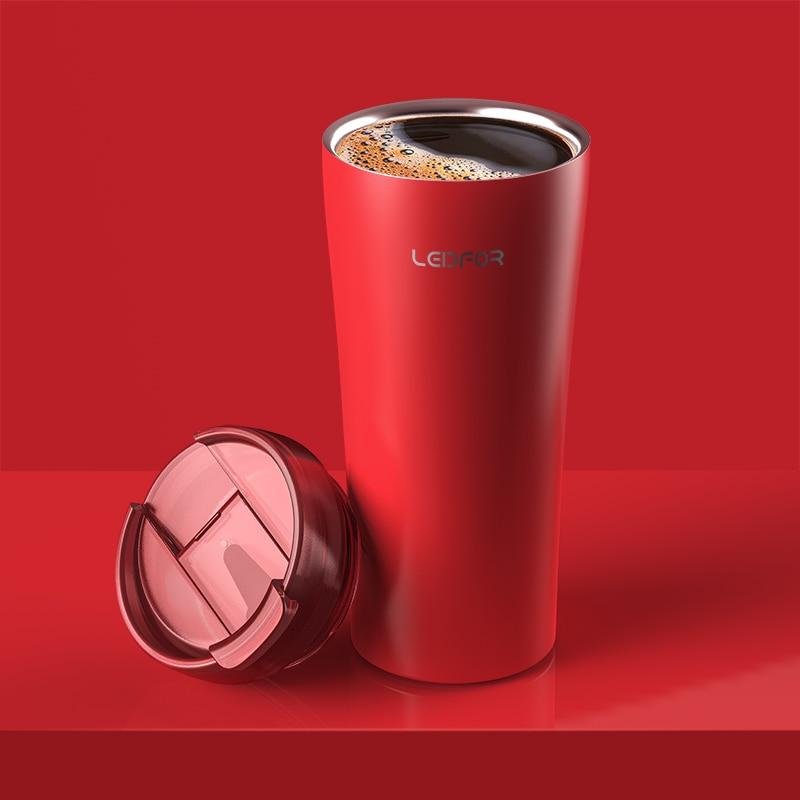 Flacon Marque Canecas Ml Tasse Cafeteira Inoxydable Acier En 500 WEID92H