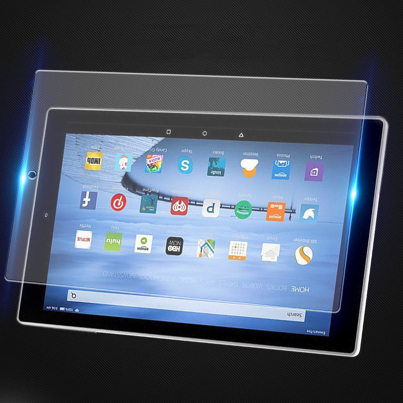 US Premium Tempered Glass Screen Protector For Amazon Kindle fire 7 HD 8 10 2017