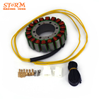 Motorcycle Engine Magneto Stator Coil For CX500 CX650 GL500 GL650 SHADOW GV1200 MADURA