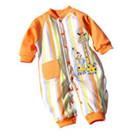 Newborn Baby Rompers Animal Cotton Baby Girls Boys Jumpsuit Infant Clothes Baby Clothing