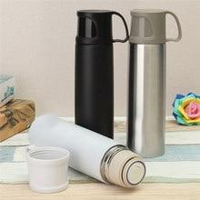 500 ml Copa de Aislamiento Termos Termos de Acero Inoxidable de Doble Capa Taza de Café Thermocup Mi Botella de Moda Invierno Cálido