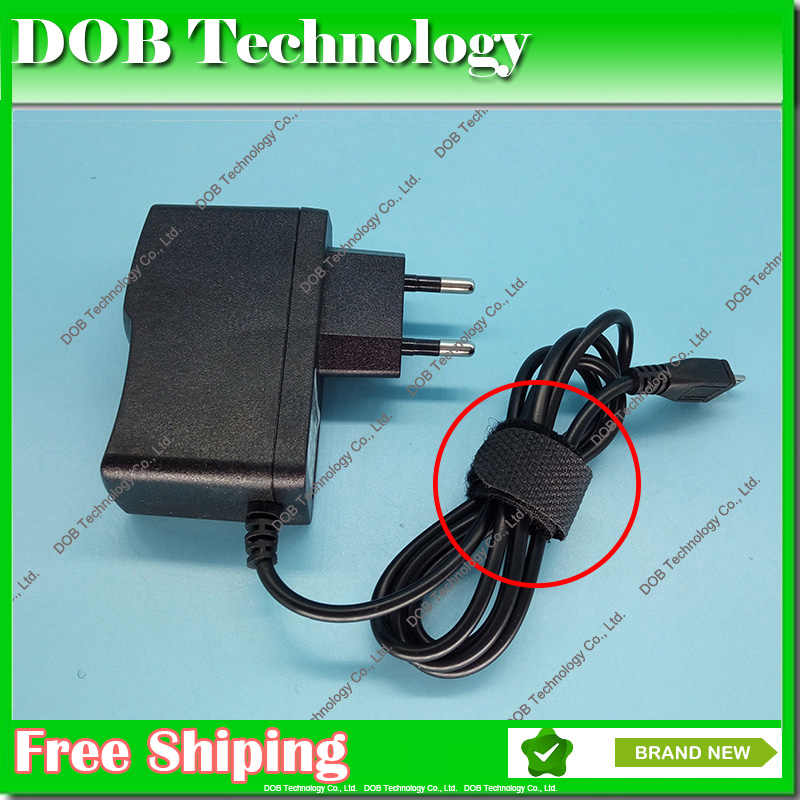 Hot sale universal switching power supply 5 V 2A EU plug dc jack Micro usb untuk PPC