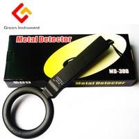 MD-300 gehalten Scanner Sicherheit metall detektor Hohe Empfindlichkeit Metall Detektor Sicherheit Produkt