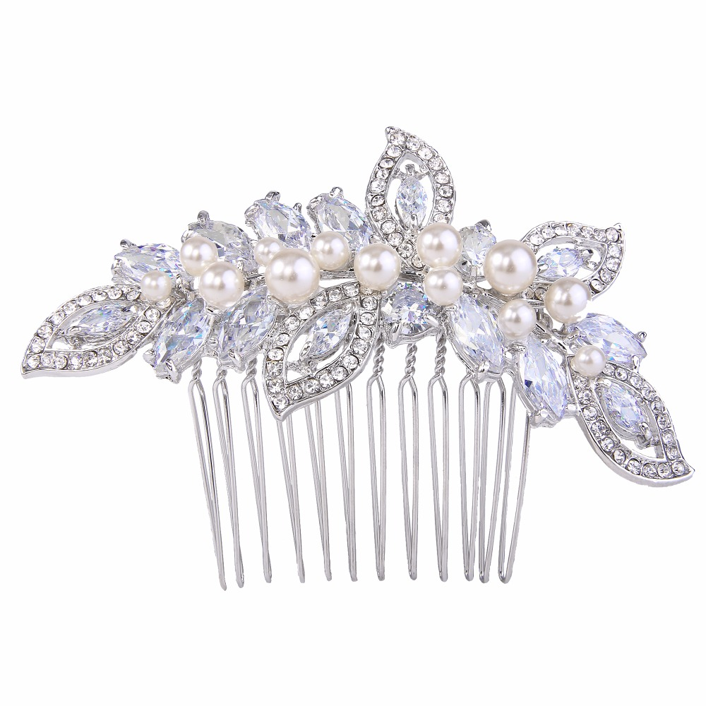 online get cheap pearl wedding combs -aliexpress | alibaba group