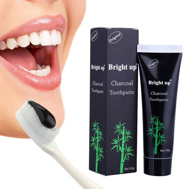 Creme Dental Branqueador Branquear Os Dentes Clareamento Dental Para