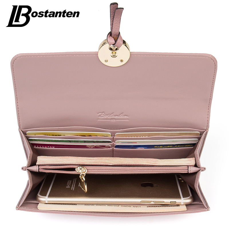 bostanten 2017 coin purse famosa Lining Material : Microfiber Synthetic Leather+polyester