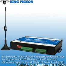 S275 GSM M2M RTU IOT Device Remote Control Alert Data Acquis