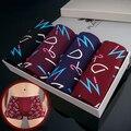 Siriusha Турмалин Прямо Underwear Чистый Хлопок Пот-абсорбент дышащий! высокое качество Низкая цена Мульти комбинации