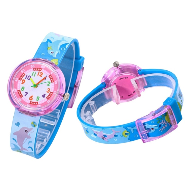 11 Designs Christmas Gift Cute Unicorn Girl Watch Children Fashion Watch SportS
