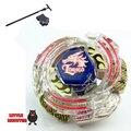 1 шт. Beyblade Металл Fusion 4D установить SPEGASIS LDAGO 105RF игры дети игрушки дети Рождественский подарок