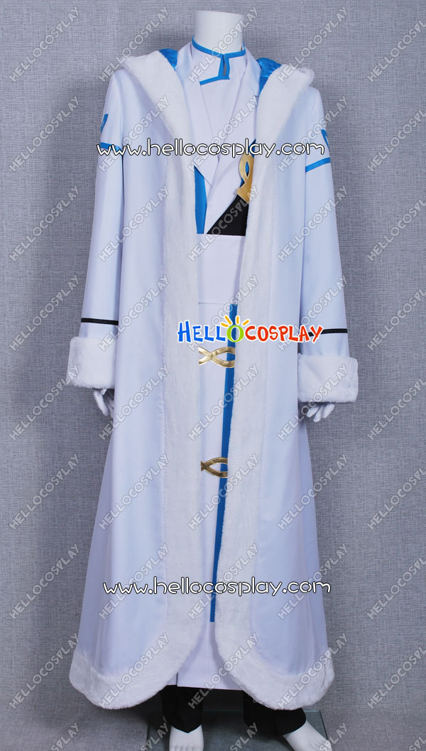 Tsubasa: Reservoir Chronicle D Flourite Cosplay Costume H008 купить недорого в Москве
