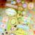 1 unid nevera etiqueta engomada linda encantadora ornamentación pegatinas diy teléfono pequeños objetos decorativos golpe diario del libro de recuerdos para los niños