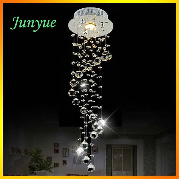 цены Chandeliers 2015 New Modern Crystal Chandelier Hanging Lamp Lighting Fixtures Home Decorative For Lliving Room Luminaria Lampe