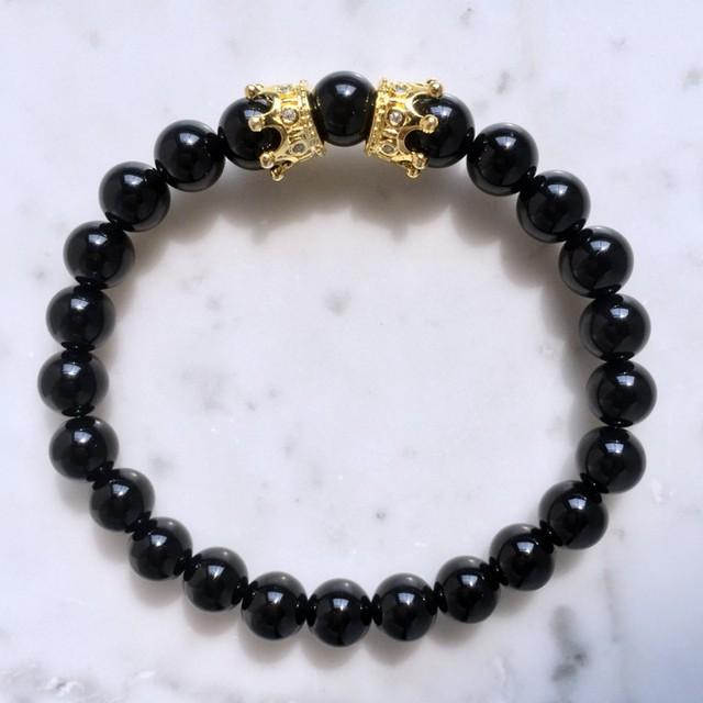 Fashionable Beaded Bracelet for Men