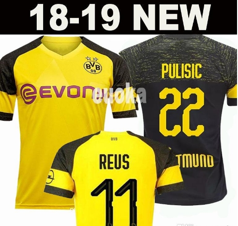 Buy reus dortmund jersey and get free shipping on AliExpress.com e38f971b0