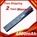 Batería del ordenador portátil para asus a31-x401 a32-x401 a41-x401 a42-401 x401a x501a f401a1 f301 f301a1 s301a1 f301u f501a f501u s301u s501u