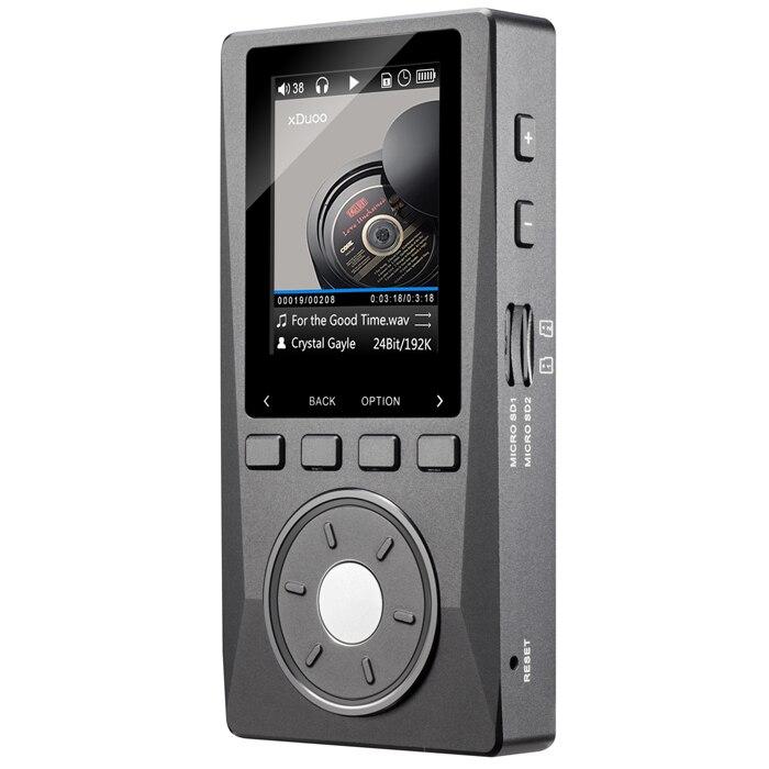 2016 Date XDUOO X10 Portable Haute Résolution Sans Perte DSD Musique Lecteur DAP en Charge Optique Sortie MP3 Lecteur