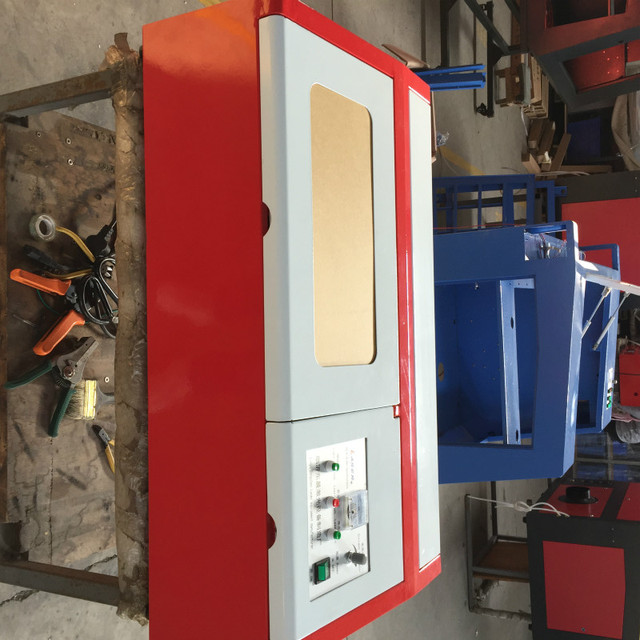 Zupełnie nowe Cena fabryczna 40 W mini maszyna do grawerowania laserowego RR64
