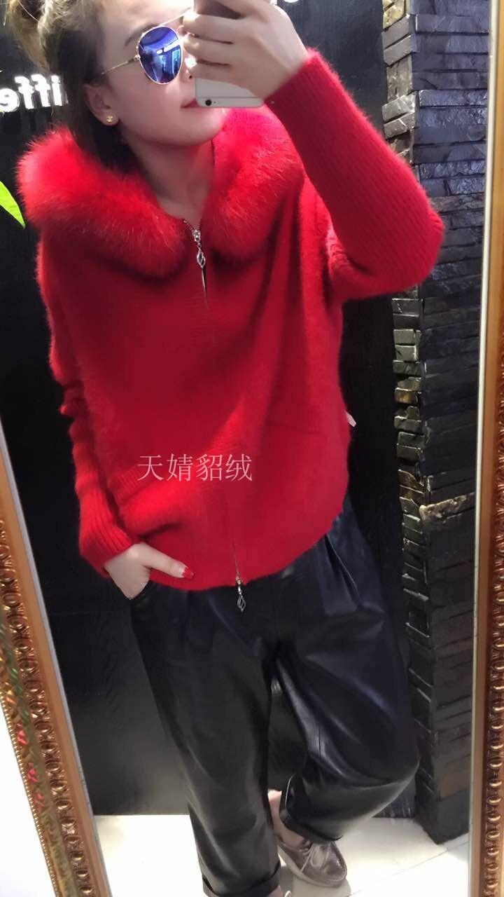 WRD10868 Pretty Women's Sweaters 2018 Runway Luxury Brand European Design Holiday Gifts women's Clothing