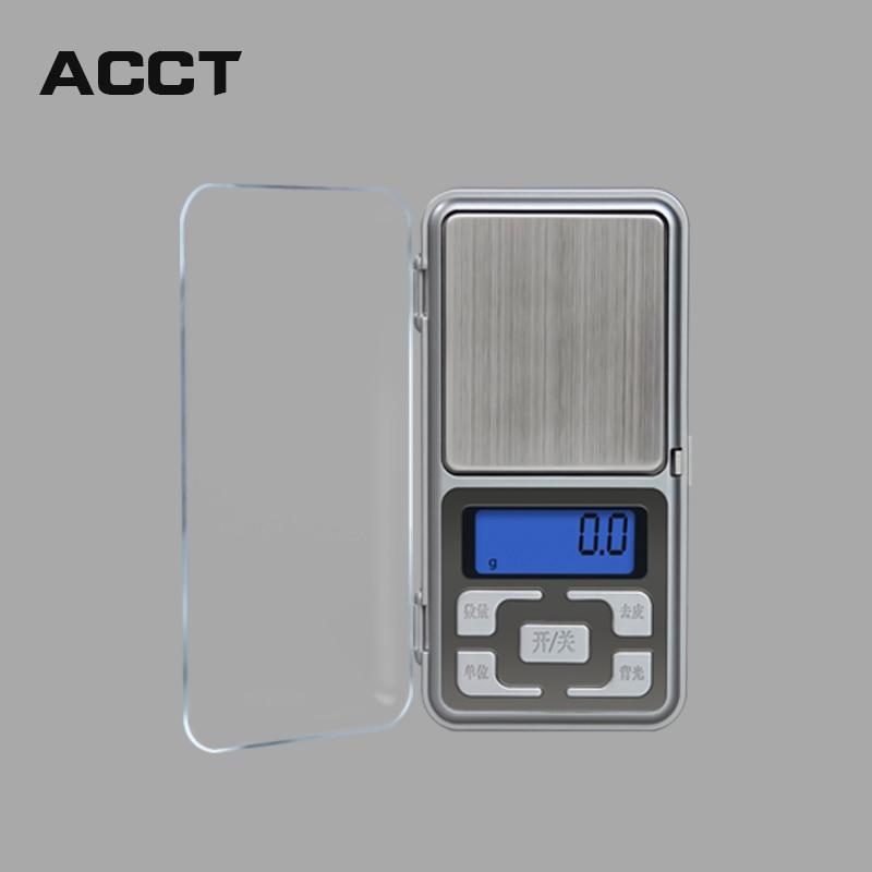 Mini bilancia digitale di precisione per bilance per gioielli in - Strumenti di misura - Fotografia 1