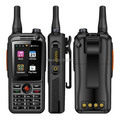 """2.4"""" Capacitive Touch Screen GSM/WCDMA Walkie Talkie PTT Mobile Phone Alps F22 5mp Camera Dual Sim Cards Bar Big Battery Phones"""