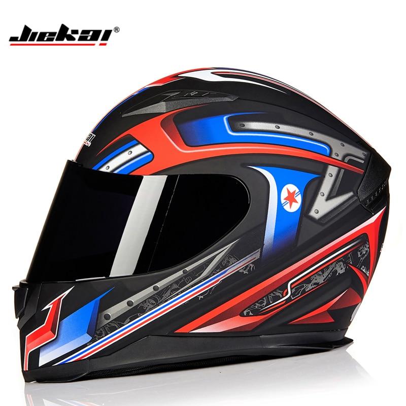 Us 33 0 18 Off Full Face Motorcycle Helmet Motocross Racing Helmet Ece Certification Man Woman Casco Moto Casque In Helmets From Automobiles