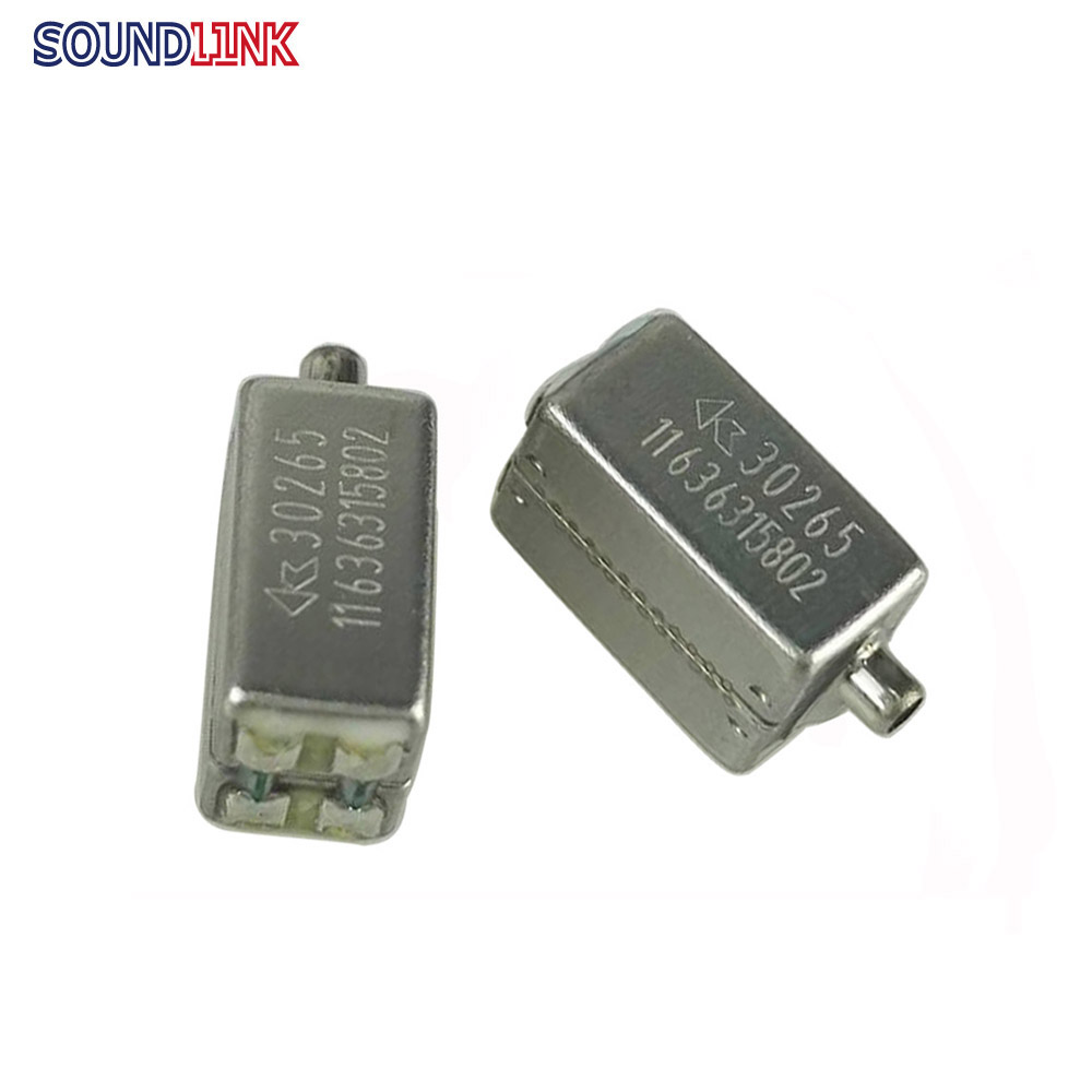 2 PCS DTEC-30265 Driver Balanced Armature Knowles IEM Moving-iron Unit Receiver inventory accounting