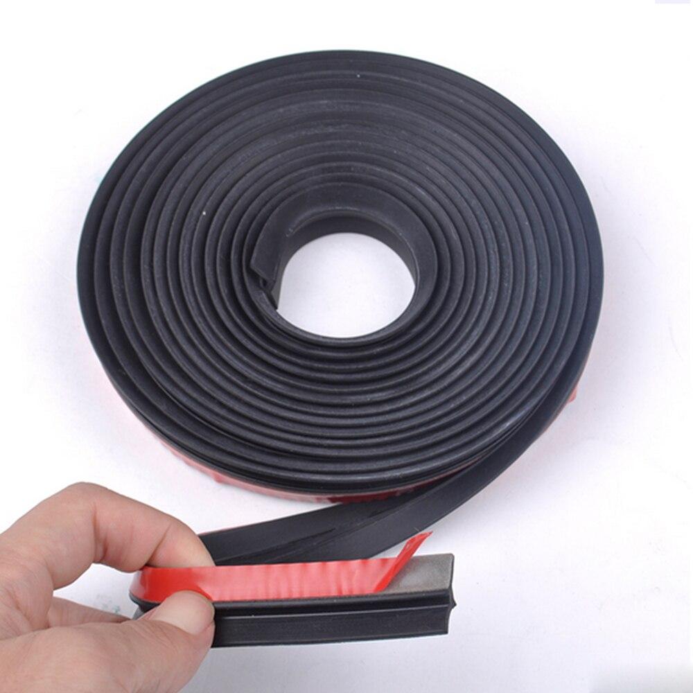 Car Door Strip Sealing Rubber Strip Sound Insulation