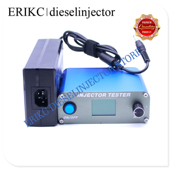 ERIKC 2018 New Arrival High Pressure Piezo Injector Tester Equipment 110v&220v Injection Nozzle Tester Pump Testing Calibration