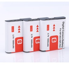 Bateria para Sony 3 * 1800 MAH Np-fg1 Np-bg1 NP BG1 Cyber Tiro Dsc-h7 Dsc-h9 Dsc-h10 Dsc-h3 Dsc-h20 Dsc-h50 Dsc-h55 Dsc-h70 Dsc-h90