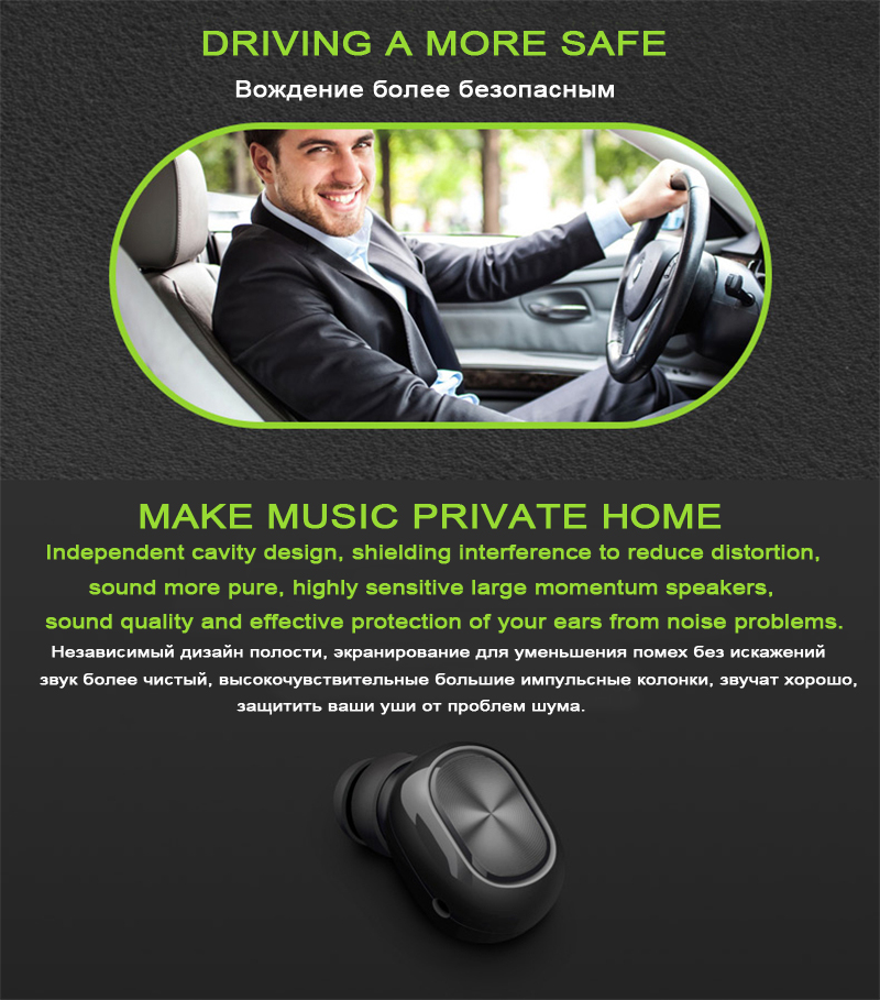 Q1 Q26 K8 mono small stereo earbuds hidden invisible earpiece micro mini wireless headset bluetooth earphone headphone for phone 10