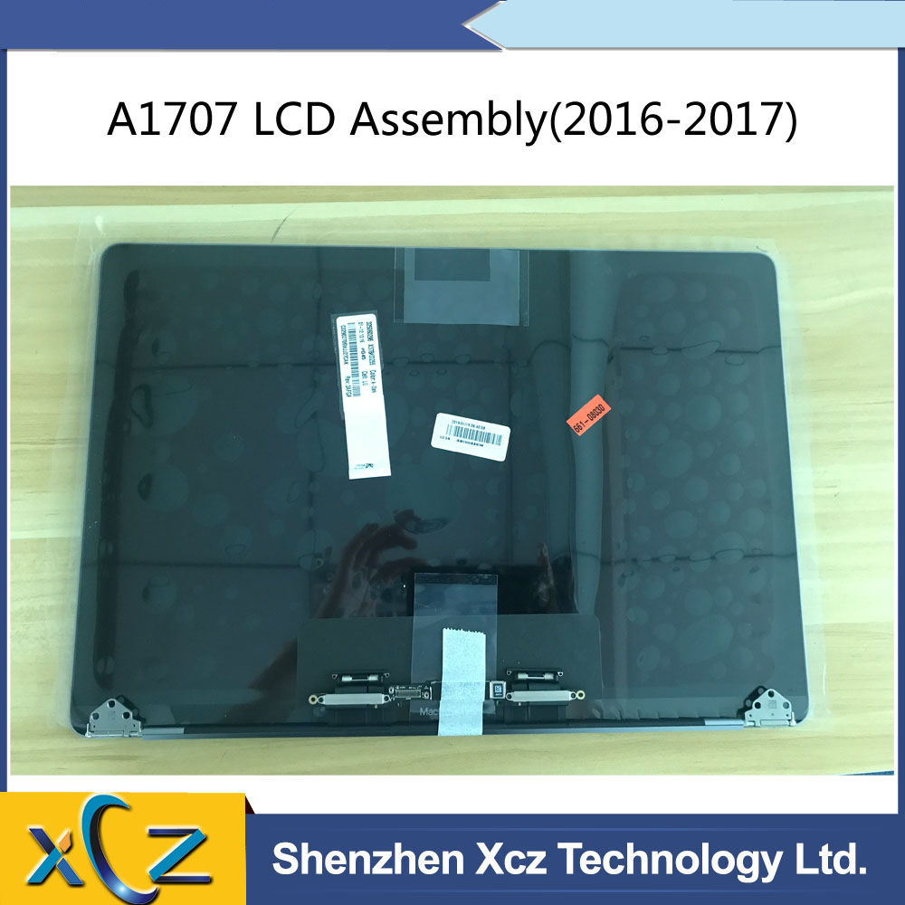 Genuine New LCD Assembly For Apple MacBook Pro 15 A1707 LCD Assembly 2016 2017 Year Space