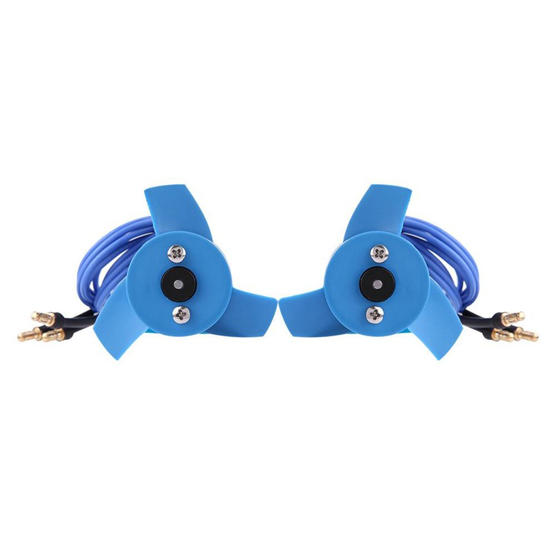 waterproof 2838 350KV brushless 2216 motor 24V 60mm 3-blade propeller 2.4KG thrust for underwater robots thruster ROV RC boats