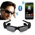 2015 Новый Беспроводной Bluetooth Солнцезащитные Очки Спорт Стерео Наушники Наушники Вызова Музыка Гарнитура Очки