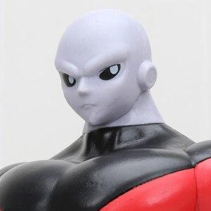 Image 3 - Dragon Ball Super Ultra Instinct GOKU Jiren Figur Migatte Action Figur Spielzeug Modell Goku Weiß Gott DBZ Figuren