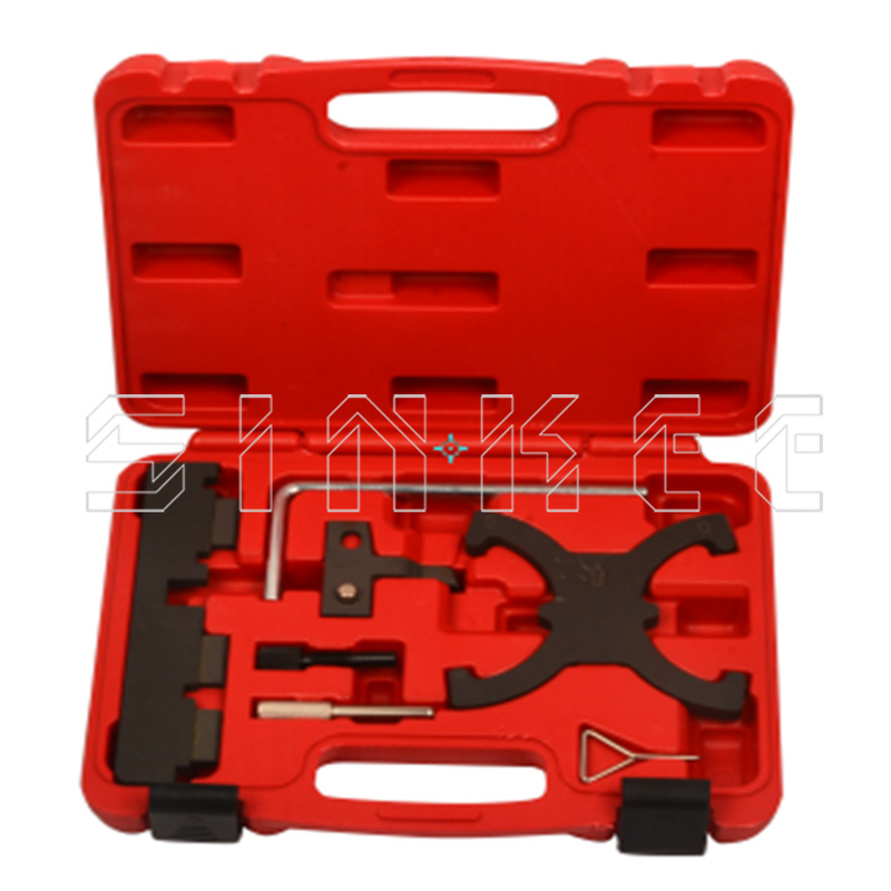 Engine Timing Tool Kit For Ford 1.6 TI-VCT 1.6 Duratec EcoBoost C-MAX Fiesta Focus SK1514 пилочка для ногтей leslie store 10 4sides 10pcs lot