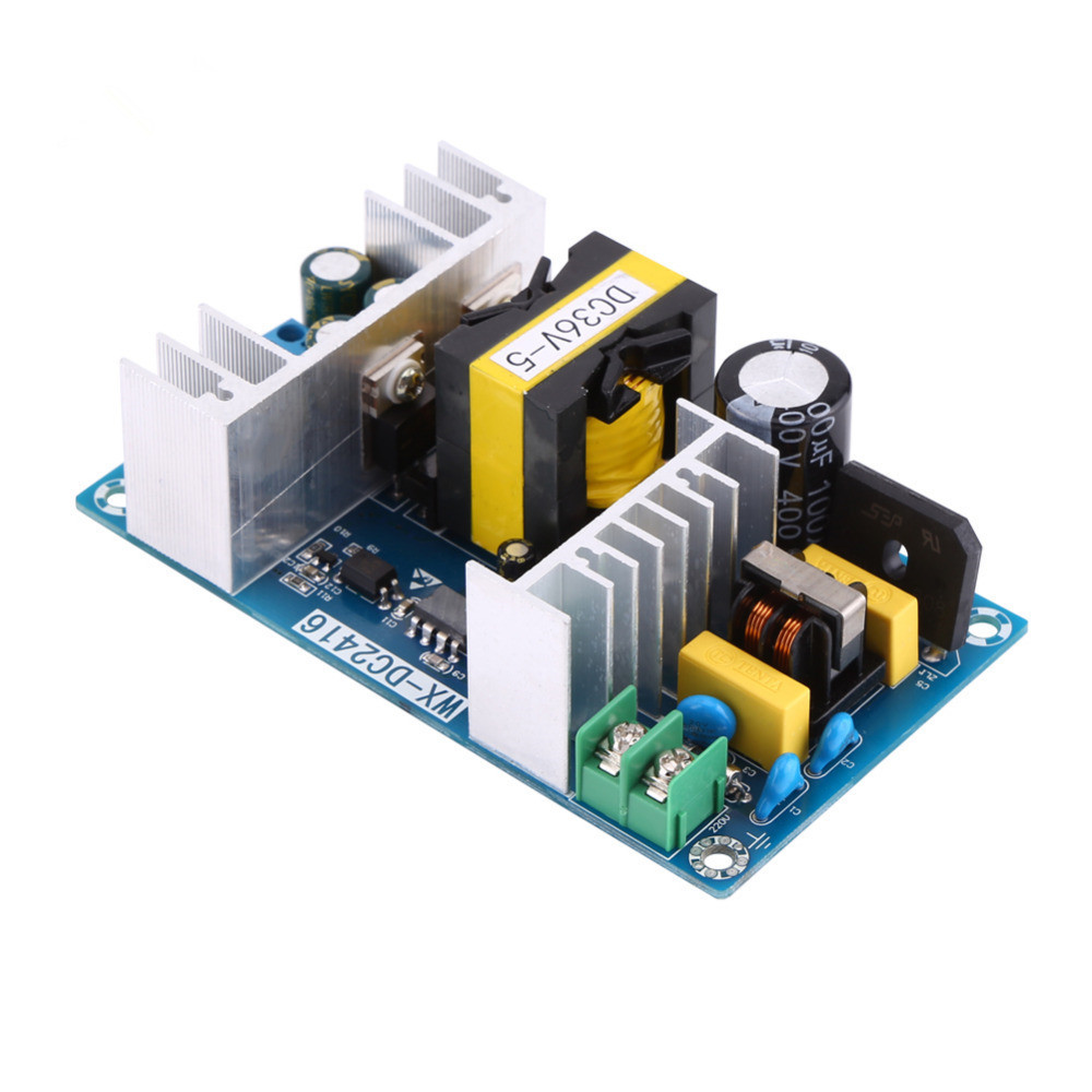 Fonte 10w Md 10 Ac Dc 220v 33v 3a 5v 2a 12v 1a 24v 05a Mini Slim 24v05a Regulated Power Supply Circuit Powersupplycircuit New 36v 5a Module Switching Board 100v