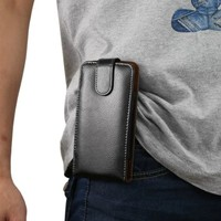 Common New Flip Cell Phone Bags Outdoor Waist Hanging Covre For Oukitel Original One Pro K4000