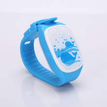 Beautiful GPS/GPRS/GSM Personal Watch Vehicle Pet Tracker Kids SOS Emergency Anti Lost Time with Battery