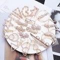 1 шт., женская заколка для волос с кристаллами