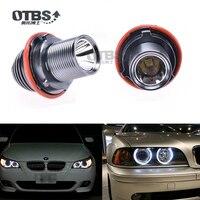 OTBS No Error High Power 10W 20W LED Angel Eyes Marker Halo Ring For BMW M3 X5 E53 E92 E60 E61 E63 E87