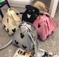 LouisFashion 2016 Designers Women Messenger Bags Females Bucket Bag PU Crossbody Shoulder Bag Bolsas Femininas Sac A Main Bolsos