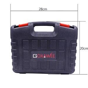 Image 2 - Goxaweeプラスチックツールキャリングケースツールボックスドレメル電動ドリルロータリーツール含めないミニドリルとロータリーツール