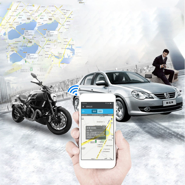 US $21 81 27% OFF Realtime GPS GPRS GSM Compass Tracker For  Car/Vehicle/Motorcycle Spy Tracking Device location Finder Over Speed  Alarm-in Smart