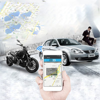 Realtime GPS GPRS GSM Compass Tracker For Car/Vehicle/Motorcycle Spy Tracking Device location Finder Over Speed Alarm