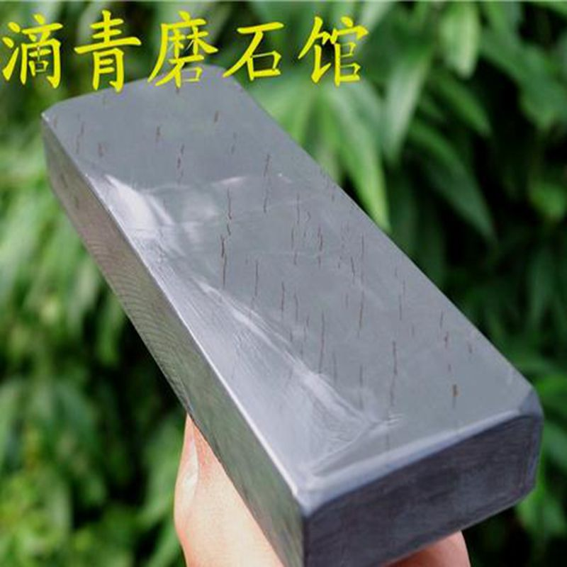 1 Pcs Grind Natural Stone Sharpening Whetstone font b Knife b font Fine Grinding Stone For