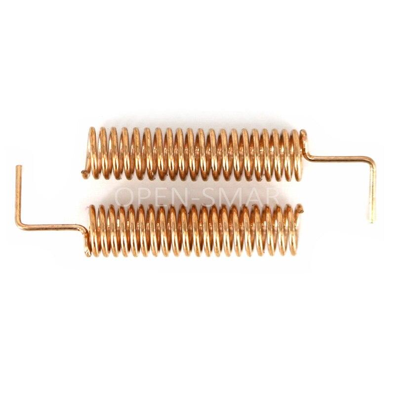10PCS 433MHz Spring Antenna 2dBi For 433MHz RF Module