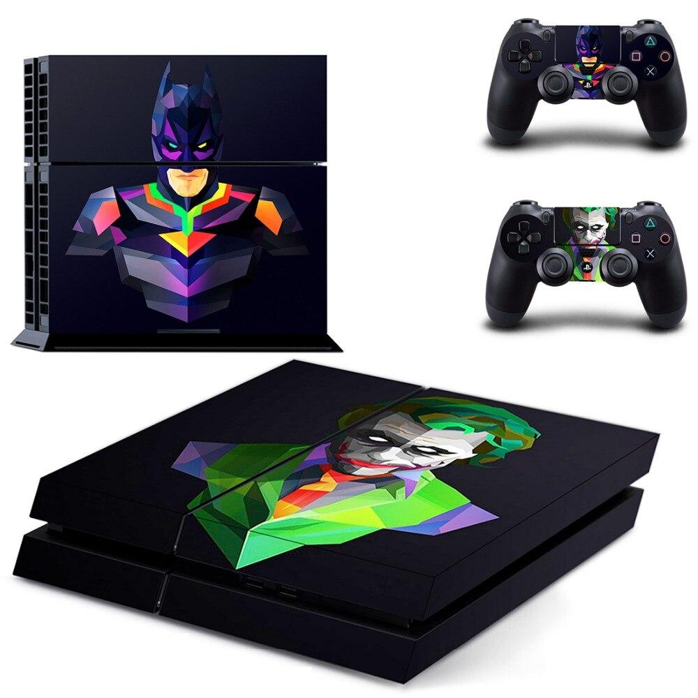 Batman:Joker Ps4 Skin Sticker Case Cover for Sony ...