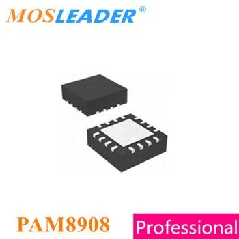 Mosleader PAM8908 QFN16 500PCS PAM8908JER PAM8908J Original High quality
