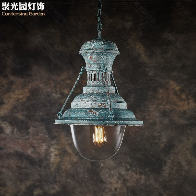 все цены на Vintage Pendant Lights Loft Pendant Lamp Retro Hanging Lamp Lampshade For Restaurant /Bar/Coffee Shop Home Lighting